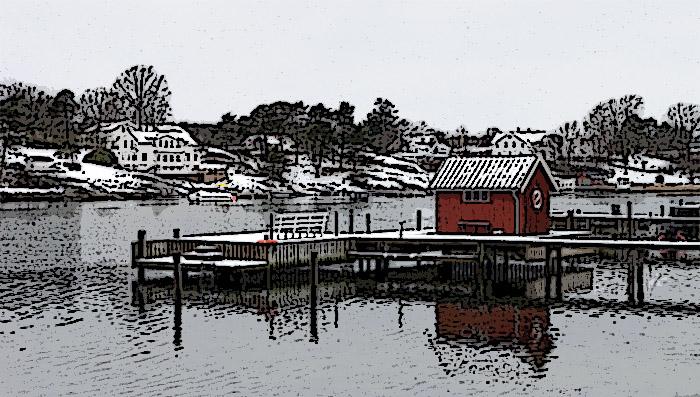 Stenungsunds hamn